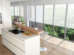 Latest kitchen blinds