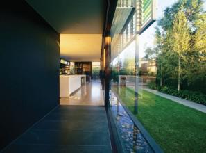 Insulated window glass