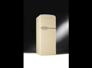 Vintage-style fridge