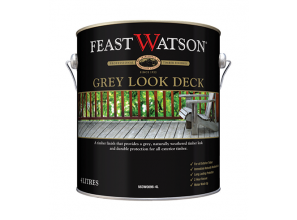 Exterior timber finishes