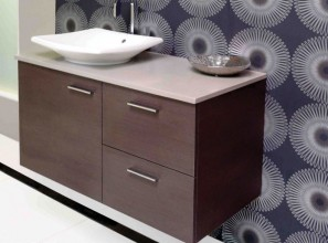 Bold range of vanities