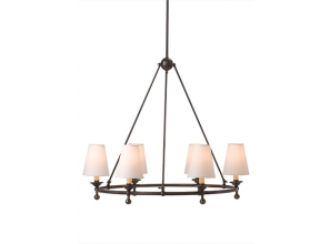 6-light fitting