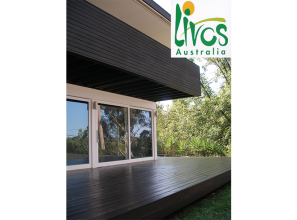 Natural decking oil