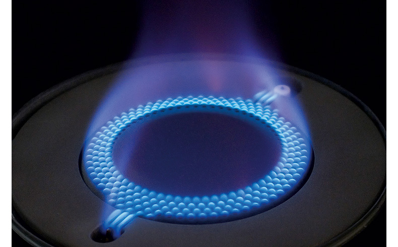 New Gas Burner Technology Cooking Renovating
