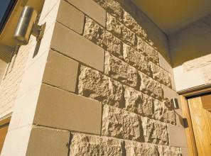 Sandstone building blocks