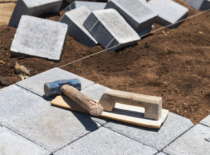10 tips for DIY-paving