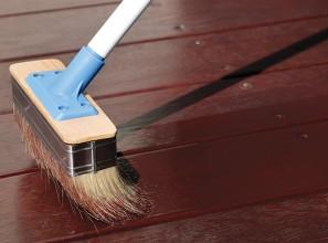 Easy deck maintenance