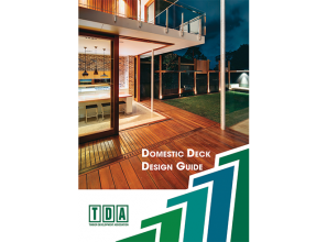New decking design guide