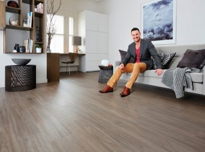 Designer-inspired flooring