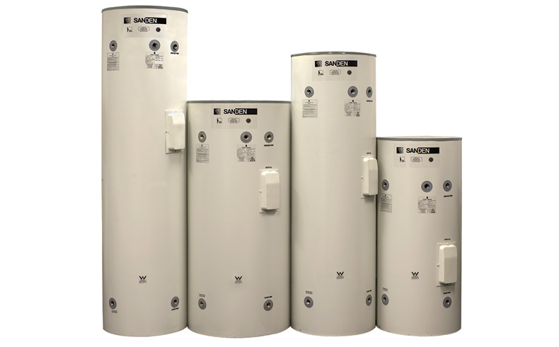Energy efficient hot water storage systems renovating for Efficient hot water systems