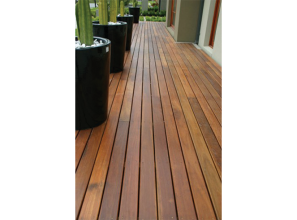 Fire resistant timber