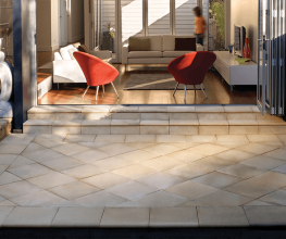Guide for selecting pavers