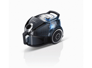 Bagless vacuum cleaner range