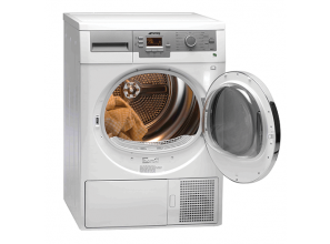 Heat-pump clothes dryer