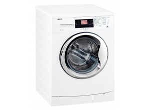 Large capacity front-load washers and dryers