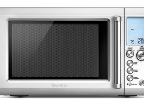 Simpler-to-use microwave oven