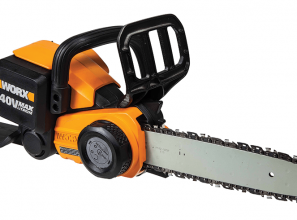 Compact lightweight chainsaw