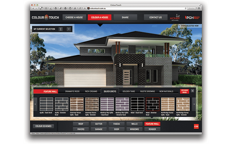 Online design tool house facades roofing - Online home design tool ...