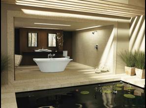 Designing a garden-bathroom