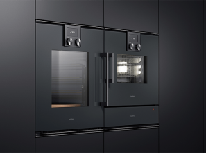 Built-in ovens from Gaggenau