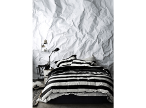 AURA bed linen by Tracie Ellis
