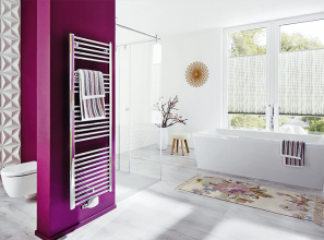 Coordinated colours for bathroomware