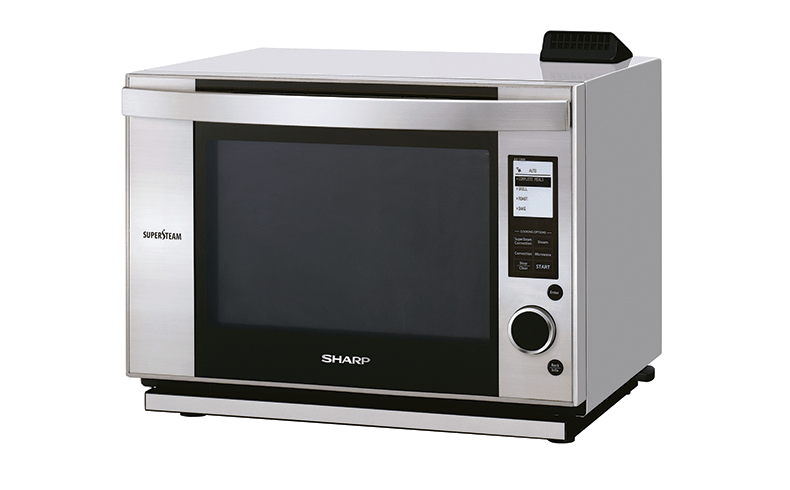Sharp Supersteam Oven Steam Microwave Convection