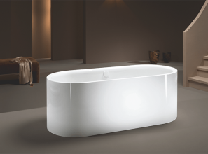 Free-standing luxury baths