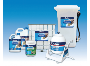 Dulux EnviroSolutions paint clean-up tools