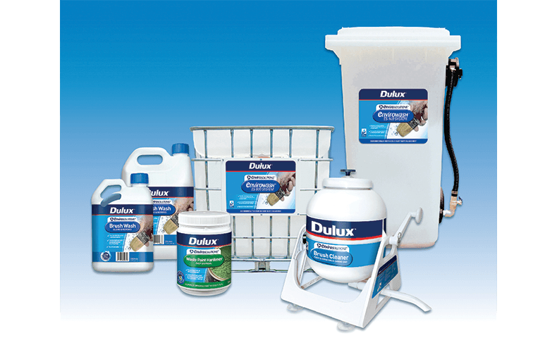 Dulux S Envirosolutions Paint Clean Up Tools