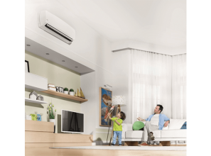 Budget priced split home air conditioners
