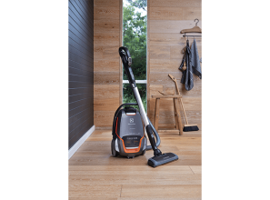 Redesigned vacuum cleaners