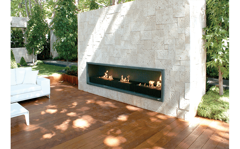 Reusing An Old Traditional Fireplace Ecosmart Fire