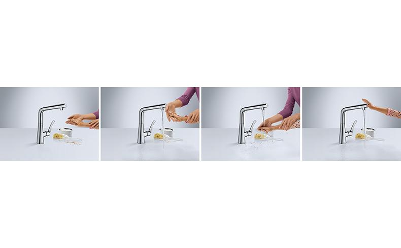 94027_Hansgrohe_MetrisSelect_KitchenMixer-_Workflow_SugarSprinkles