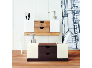 Revitalising a bathroom with storage solutions