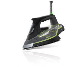 A steam iron that turns-off if unattended