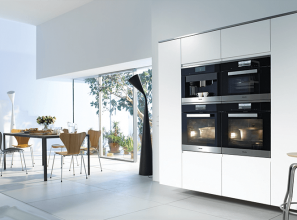 Cooking appliances with advanced technology