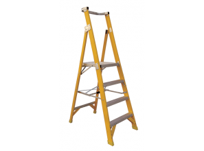 Trade-quality step ladders