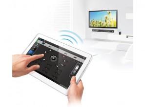 Universal remote control app