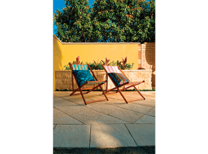 Colour recommendations for paving outdoors spaces