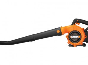 Rechargeable cordless leaf blower/sweeper