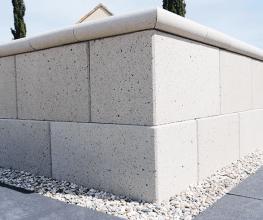 Environment-friendly DIY retaining walls and pavers