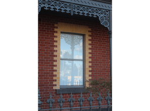 Weather and noise insulated windows