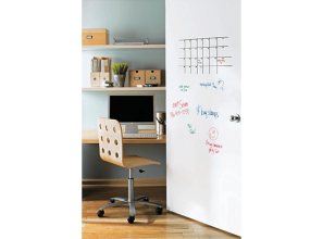 A roll-on paint that turns any surface into a whiteboard