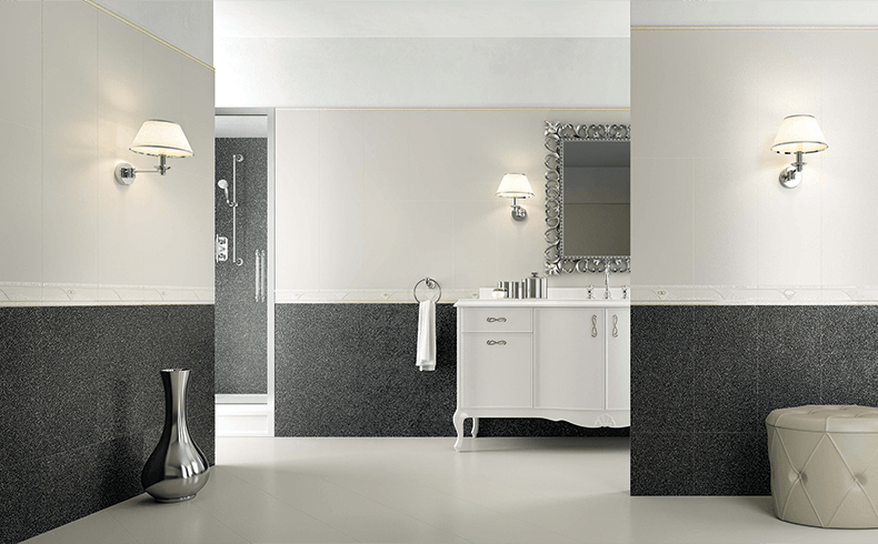 Luxurious Italian wall tiles for the bathroom - Piemme ...