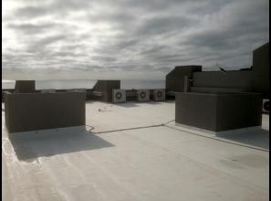 New waterproofing sheet roofing membrane