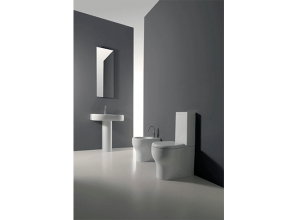 Italian-designed bathroomware