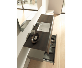 Custom bathroom furniture made in Germany at competitive prices