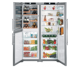 Refrigerators with special fresh-food-drawers