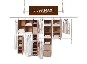 Maximising your closet space